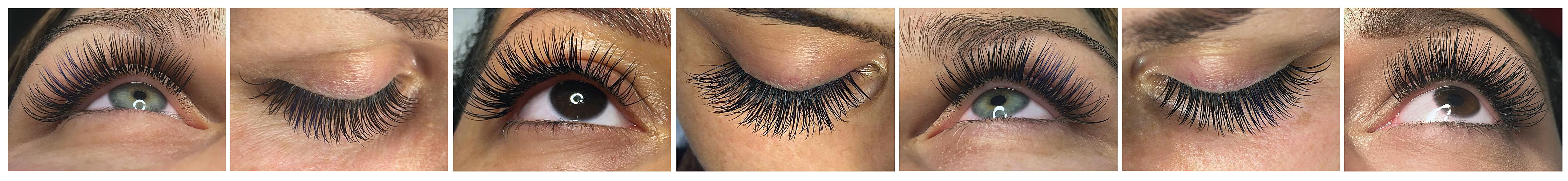 meget.lange.lashes.xenia. Eyelash extensions